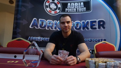 Danilo Velašević, pobjednik APT Banja Luka