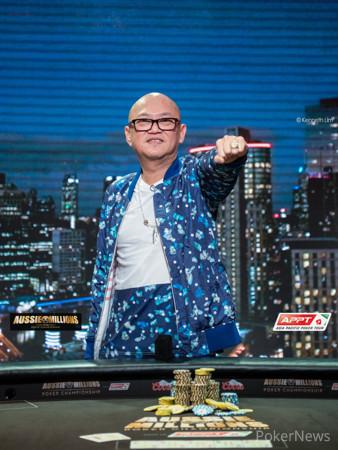 Richard Yong wins!