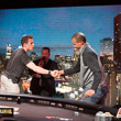 Phil Ivey finishes off Mike McDonald.