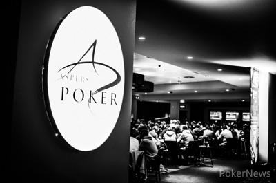 Aspers casino poker