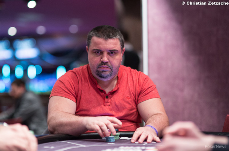 Alain Medesan | Poker Players Gallery | PokerNews
