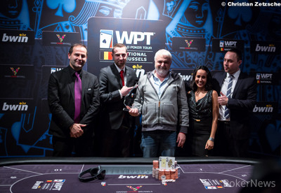 Heinrich Pauker Wins in Brussels!