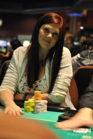 Mandy Caffee - 3rd Place