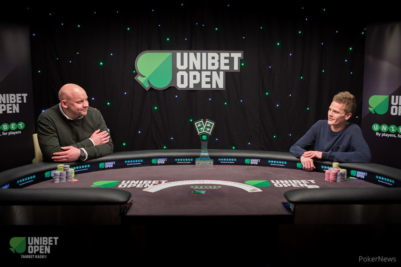 Unibet poker open copenhagen