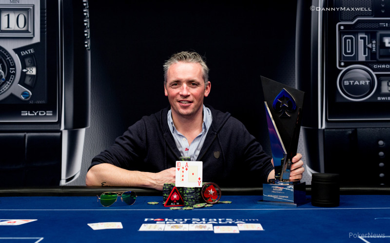 Jean Montury - EPT Malta Main Event Winner 2015