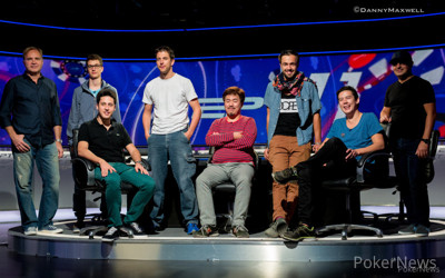 PokerStars and Monte-Carlo® Casino EPT Grand Final 2015 Final Table