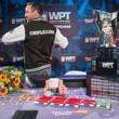 WPT Amsterdam winner Farid Yachou