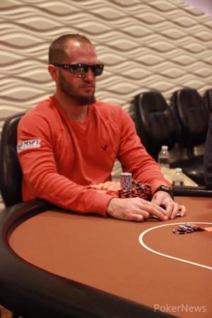 Jason Zarlenga - 4th Place