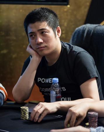 Jack Hu - 4th place