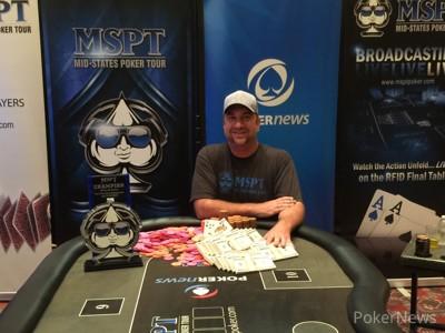 Blake Bohn - Champion