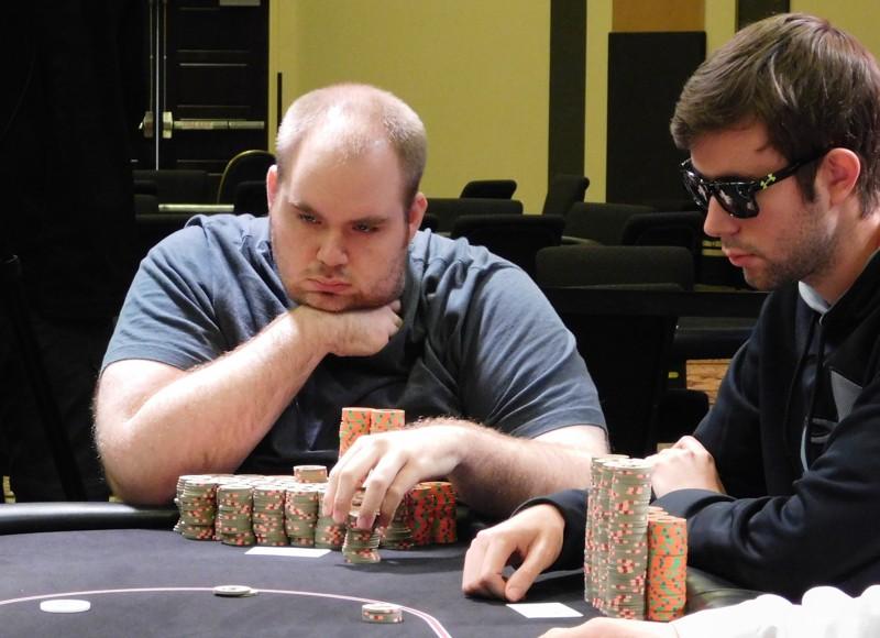 Winstar poker series 2016 hotel des thermes et du casino luc-sur-mer frankrijk