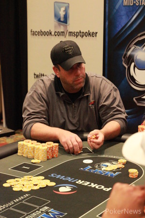 Scott Johnson - Eliminated in 6th Place