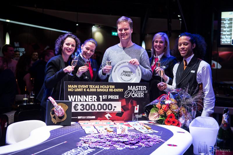 Jussi Nevanlinna Wins 2015 MCOP