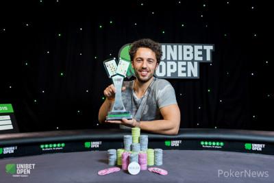 Mateusz Moolhuizen wint de Unibet Open Antwerpen