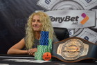 Alexandra Usoltseva Wins the TonyBet OFC Championship Main Event for €30,007