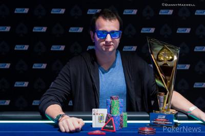 Rainer Kempe - EPT Prague €25,500 Single-Day High Roller Winner 2015