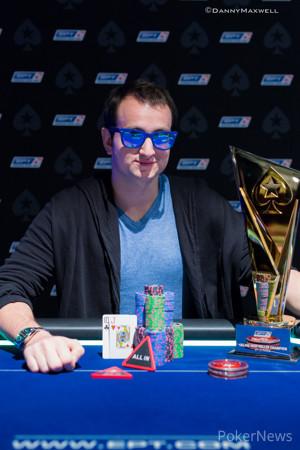 Rainer Kempe - EPT Prague €25,500 Single Day High Roller Winner 2015