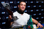 Hossein Ensan Wins European Poker Tour Prague Main Event for €754,510!