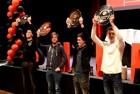 Team 'The Macau Regulars' wint het Nederlands Team Kampioenschap Poker