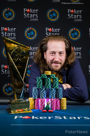 Steve O'Dwyer - PCA $50,000 Single Day High Roller Winner 2016