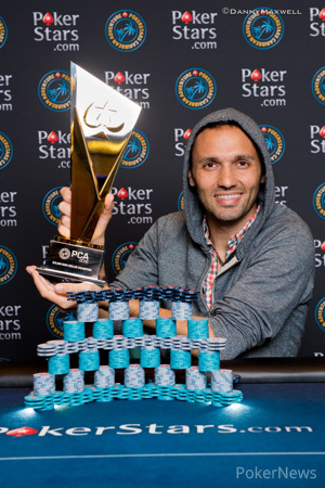 Nick Maimone - PCA $25,000 High Roller Winner 2016