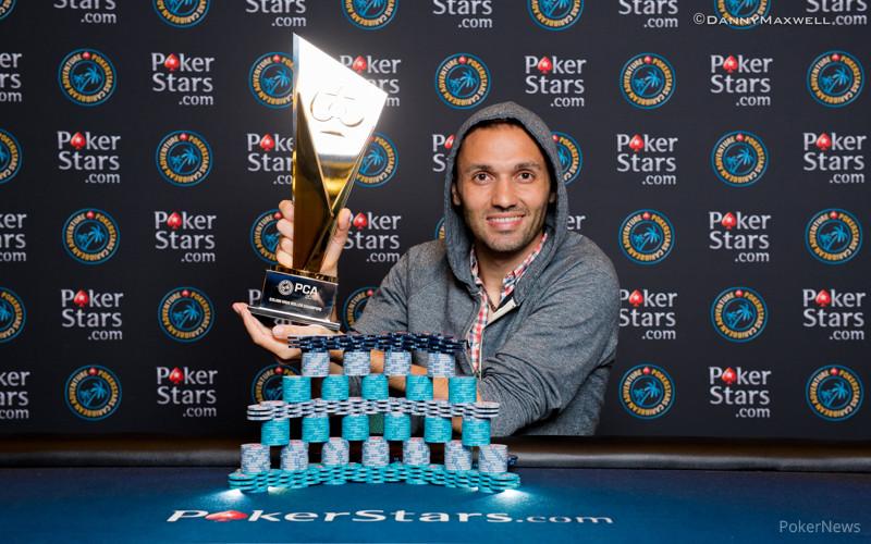 Nick Maimone - PCA $25,000 High Roller Winner 2016