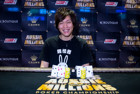 Japan's Yuki Ko Wins Event #4: $1,150 Pot-Limit Omaha For $54,500