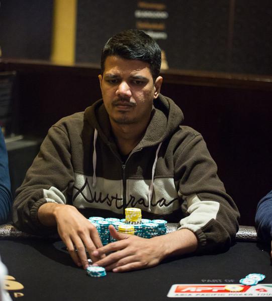 Andrew garland poker