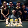 Christopher Soyza Wins Accumulator Event back-to-back