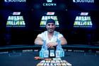 Mohammed Afiouni Wins $1,150 NL/PLO for AU$35,985