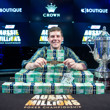 Ari Engel Wins the 2016 Aussie Millions Main Event