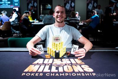 Martin Finger Wins Event #23