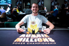 Martin Finger Wins the $1,150 Shot Clock Turbo No-Limit Hold'em for $42,605