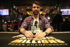 Dion Mavrangelos Wins The $1,500 Deep Freeze for $83,620