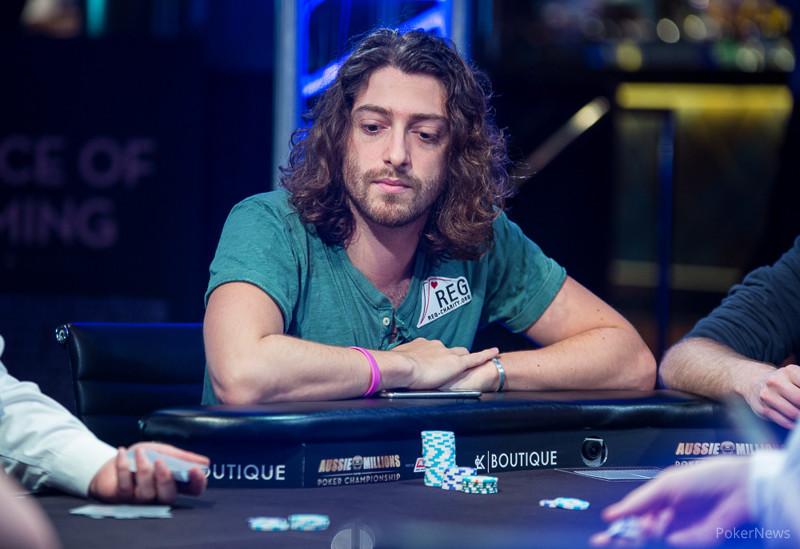 Kurganov poker player