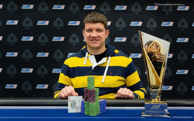 Samuel Panzica - EPT 12 Dublin €10,300 High Roller Winner