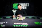David Shallow wint de Unibet Open Londen voor €80.142