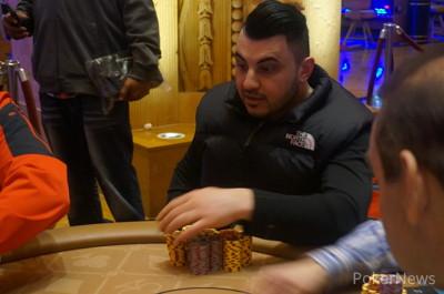 Firas Sadou - 15th Place