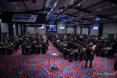 287 players return for Day 2