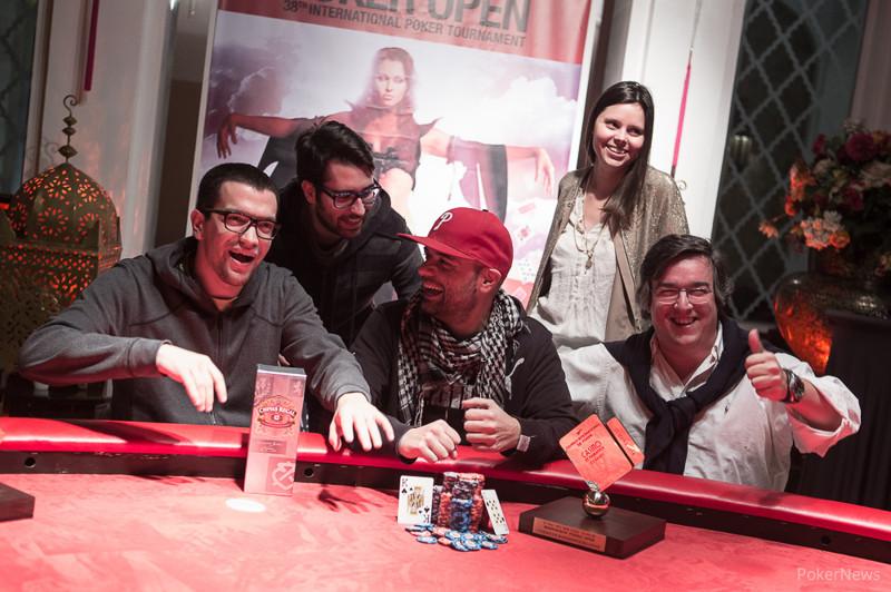 Henrique Pinho Wins 2016 Marrakech Poker Open