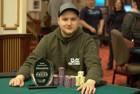 Russ Meilunas is the Manitoba Liquor & Lotteries Poker Champion