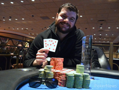 2016 WNYPC Main Event Champion Rick Block
