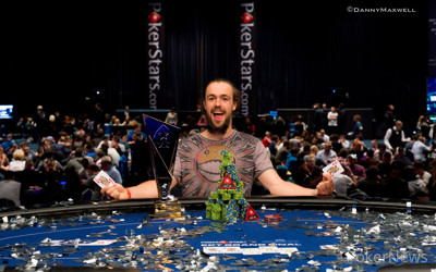 Ole Schemion - EPT 12 Grand Final €100,000 Super High Roller Winner 2016