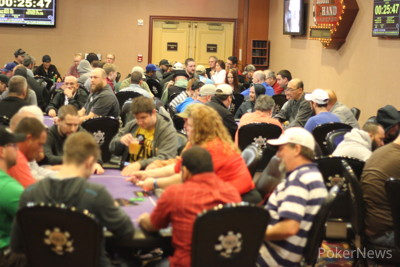Harrahs poker kansas city