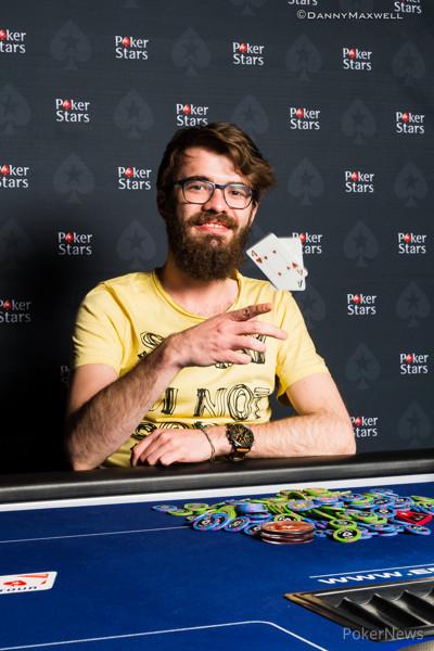 Alexandru Papazian - EPT 12 Grand Final €25,750 High Roller Winner 2016