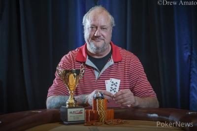 Michael Cooper - 1st Place