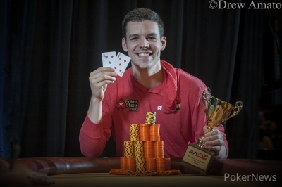 Champion Kevin Martin