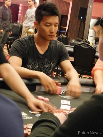 Carlos Chang - 4th Place