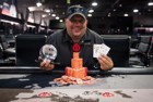 Kenneth Wigfield Wins Event #2 $170 NL Hold'Em Bounty Builder (CAD $3,766)