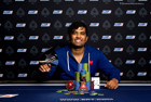 Pratyush Buddiga Wins the €25,500 Single-Day High Roller for €690,275, [Removed:17] 2nd for €704,755